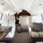 Falcon-7X Wide body cabin