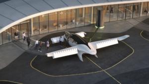 Vertiport project for Lilium Jet - Image Lilium