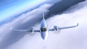 Bye Aerospace's eFlyer 800