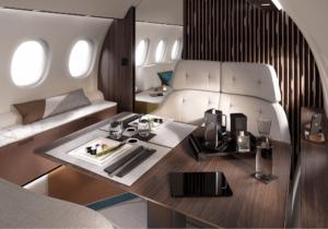 Falcon 10X - cabine-2
