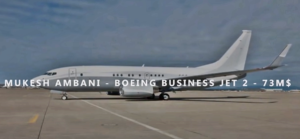 Boeing business jet 2