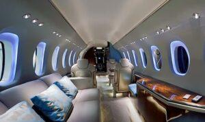 Cessna Citation-Longitude - cabin