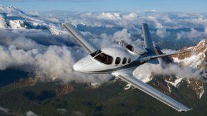 Cirrus Vision Jet