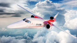 Aerion AS2 - Courtesy Aerion Supersonic
