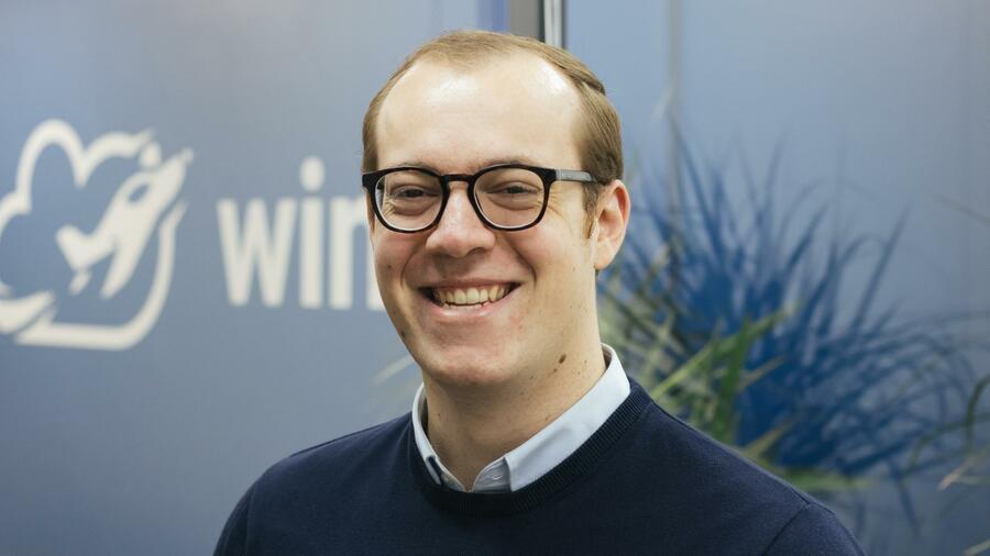 Lars Klein, Wingly cofounder