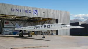 Overture-Hangar - Courtesy Boom Supersonic