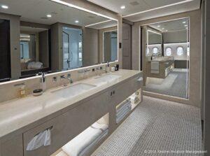 Bathroom - Kestrel Aviation Management