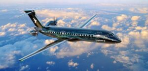 Embraer's new turboprop private jet